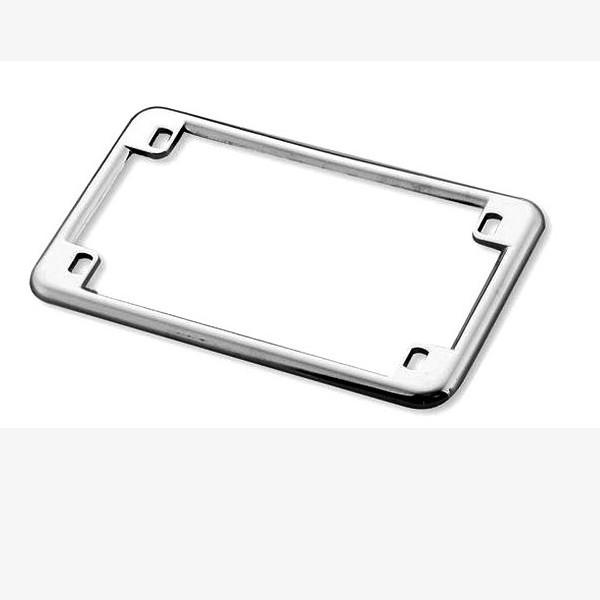 Cadre plaque immatriculation standard 185x110 disponible sur vide garage moto super prix - Garage plaque immatriculation ...