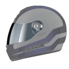 Ecran Shark S500 RSF miroir Argent