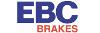 Plaquettes de frein moto EBC
